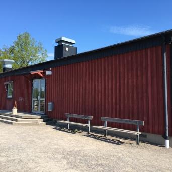 Skolbyggnad med kök ca 330kvm